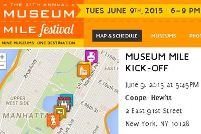 新緑の緑の美しいNYの美術館通り(Museum Mile)、6/9に恒例のフェスティバルも_b0007805_11211372.jpg