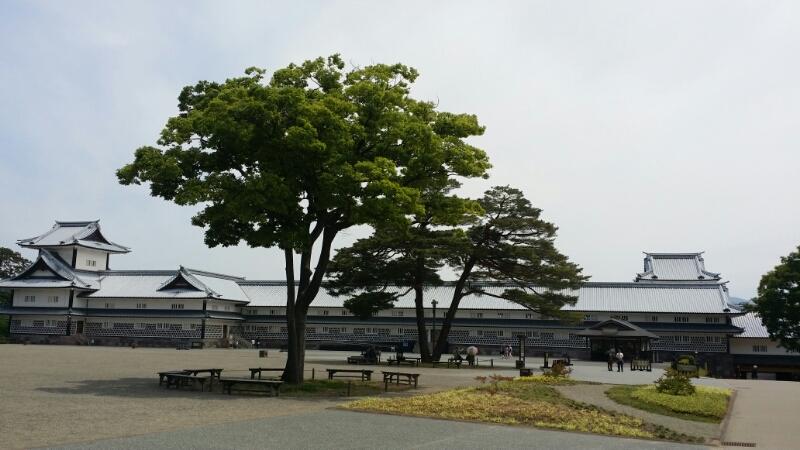 兼六園と金沢城_b0019313_19124043.jpg