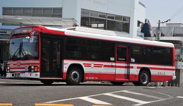 京阪バス~エルガ・ノンステップバス  N-6240_a0164734_10581385.jpg