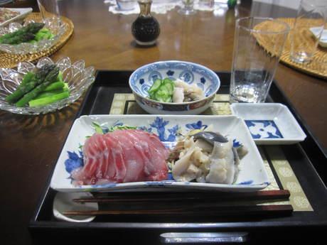 娘1はアスペルジュで食事をしてから帰京_a0279743_14124289.jpg