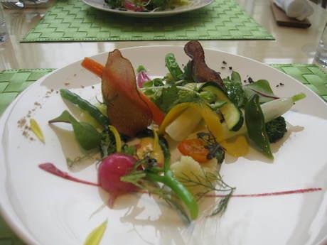 娘1はアスペルジュで食事をしてから帰京_a0279743_14182849.jpg