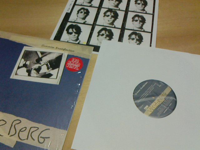 昨日到着レコ 〜 Suicaine Gratifaction / Paul Westerberg_c0104445_233578.jpg