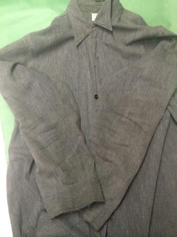 ヴィンテージシャツの肘リペア_d0210561_08461991.jpg