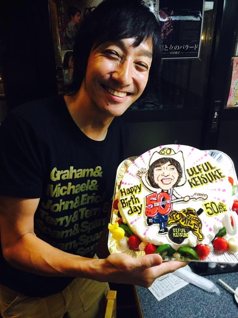 MAGICAL CHAIN 50~なんやかんやお世話になって50歳!!!!!~ @大阪梅田_c0227168_07385065.jpg