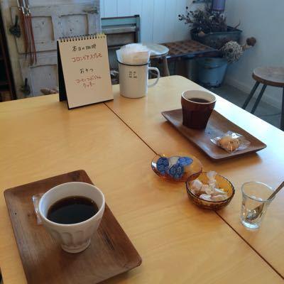 本日のoneday cafe_a0164280_14185441.jpg
