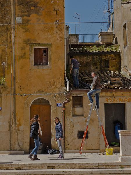 イタリア本島からシチリアへ。_f0245594_20293080.jpg