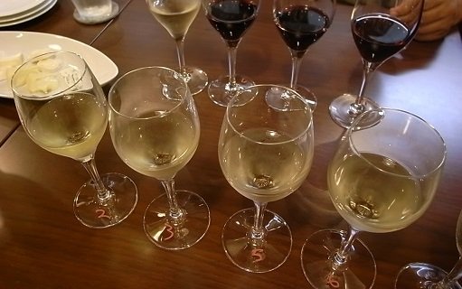 ◆まるで天国、三浦半島を巡る旅◆ ワイン飲み比べ_e0043700_22591941.jpg