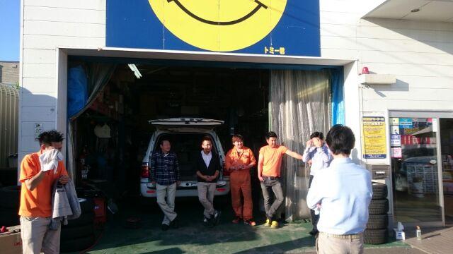 5月23日(土)アウトレット☆★Y様バモス納車!!!店長バースデイ♪(^○^)_b0127002_19303997.jpg