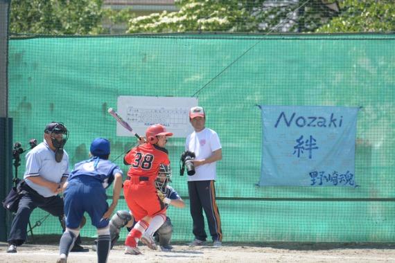 栃木県北予選 金田南中VS_b0249247_1552149.jpg