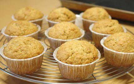 黒糖とココナッツのカップケーキ_f0191248_8154828.jpg