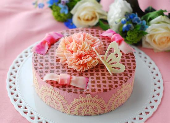 2015母の日のケーキ_c0169657_16480680.jpg