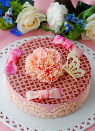 2015母の日のケーキ_c0169657_18534167.jpg