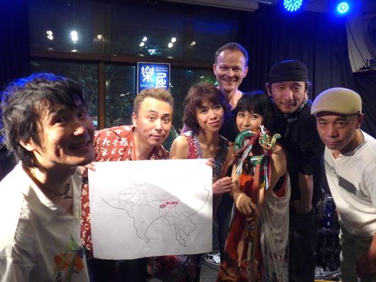 ORINOVIVO 8th.Live『Happiness』@中目黒楽屋_b0131865_314279.jpg