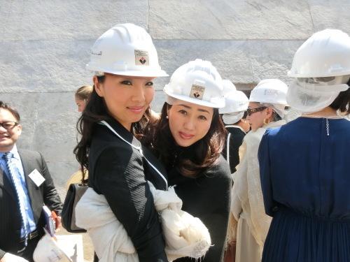 八木通商 ピラミッド修復完成記念式典_f0342875_22530216.jpg