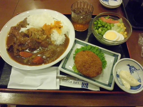 めしや食堂       赤川店_c0118393_1133610.jpg