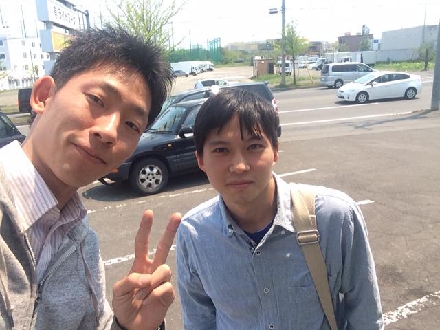 5月24日(日)晴天のアウトレット♪♪ S様エスティマ納車!!!★☆_b0127002_1734555.jpg