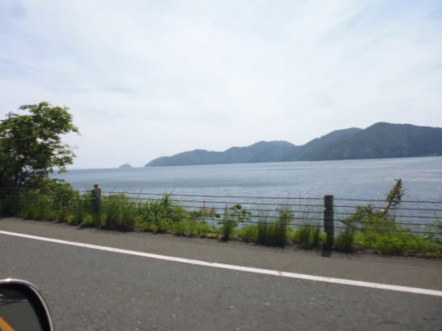 5/17 琵琶湖・マキノ メタセコイア並木ツーリング☆その3_a0169121_19361551.jpg