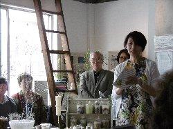 「中西繁小品展と3人の作家展」後半の展示が始まっています_c0133422_12354933.jpg