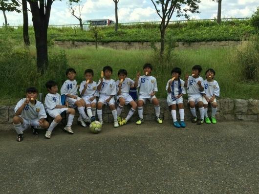 5月24日 (日)  U9 FC淀川主催   淀川CUP_f0138335_18430225.jpg