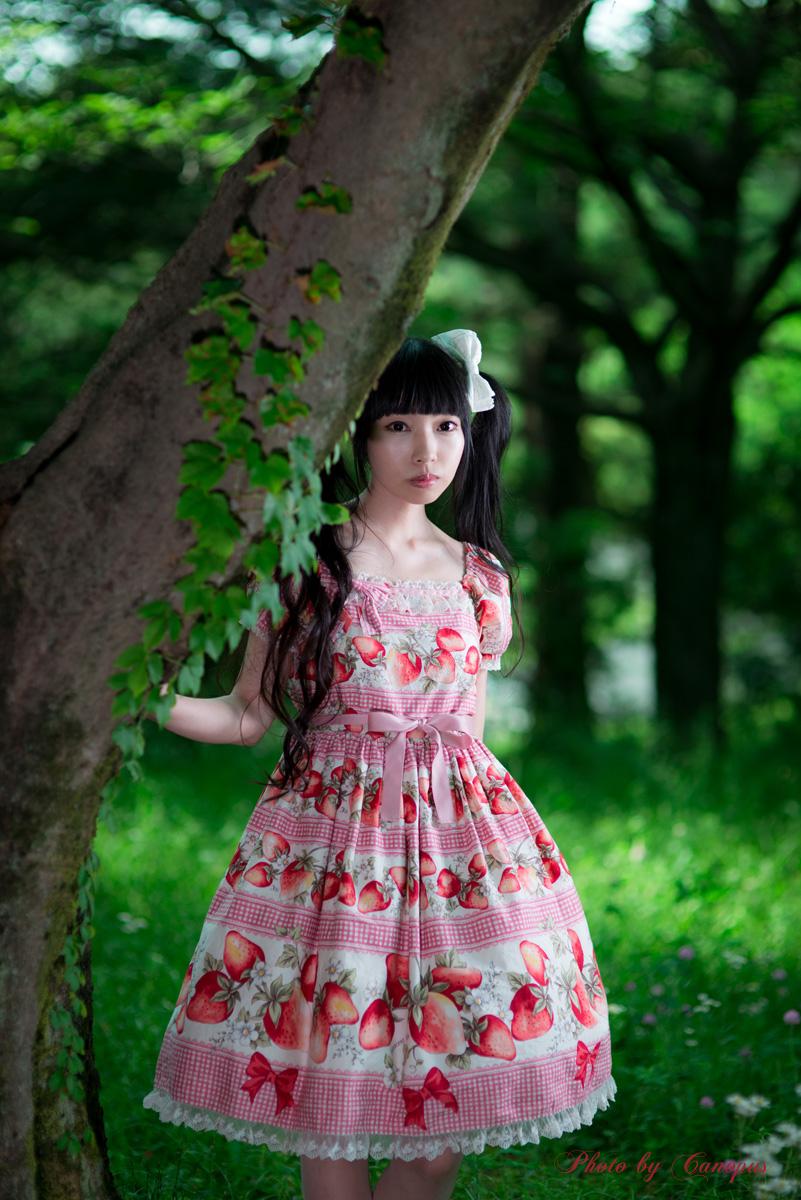 続・森の妖精_e0196140_23483114.jpg