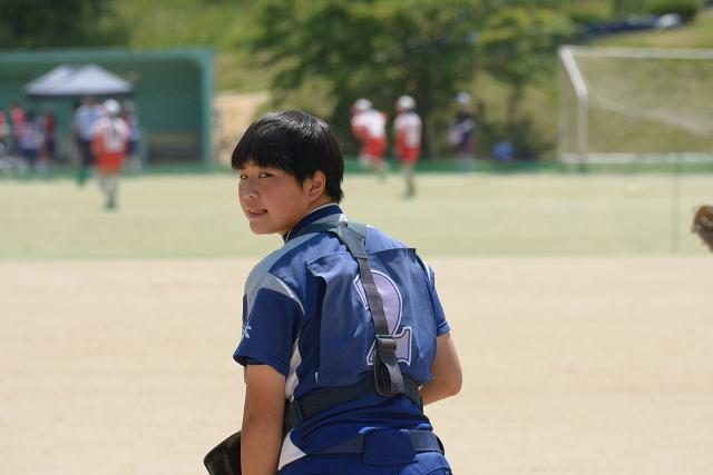 二本松大会決勝戦 宝泉中VS野崎中_b0249247_22402353.jpg