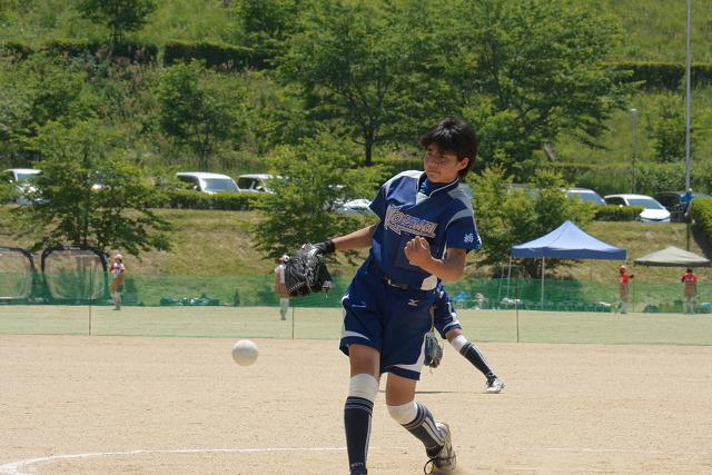 二本松大会決勝戦 宝泉中VS野崎中_b0249247_2240505.jpg