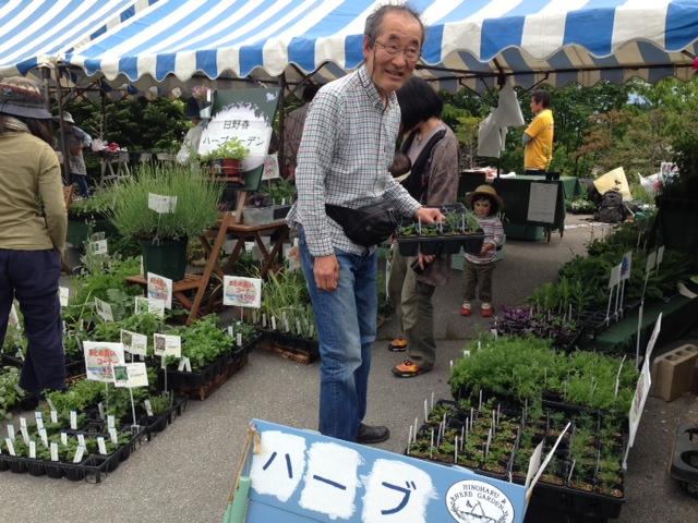 八ヶ岳ファーマーズマーケット_f0019247_179929.jpg