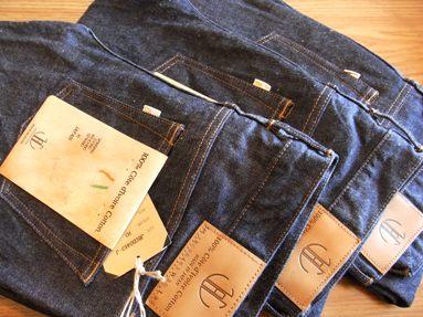 「原種に近い」 ~Cote d'ivoire Cotton~ 「JAPAN BLUE JEANS」 編_c0177259_22383550.jpg