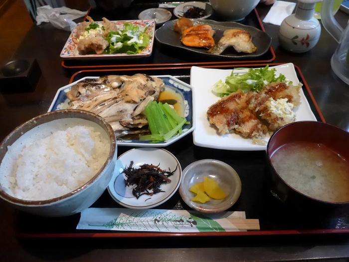 渋谷「魚料理 渋三吉成」へ行く。_f0232060_12552837.jpg