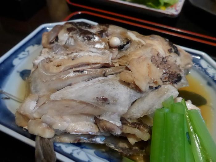 渋谷「魚料理 渋三吉成」へ行く。_f0232060_1256148.jpg