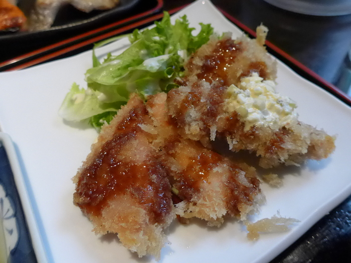 渋谷「魚料理 渋三吉成」へ行く。_f0232060_135180.jpg
