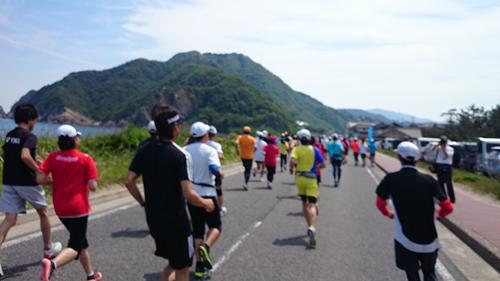 麒麟獅子マラソン大会に参加しました_e0201281_21584312.jpg