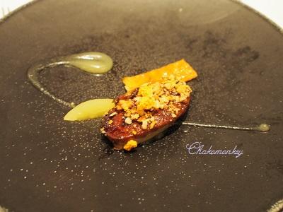 ミシュラン2つ星☆☆レストラン、Squareで美味しいディナー☆_f0238789_5365657.jpg