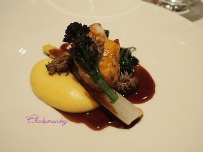 ミシュラン2つ星☆☆レストラン、Squareで美味しいディナー☆_f0238789_538331.jpg