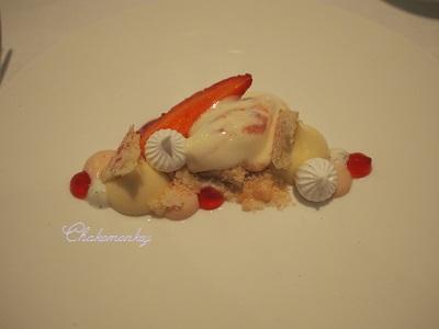 ミシュラン2つ星☆☆レストラン、Squareで美味しいディナー☆_f0238789_5434448.jpg