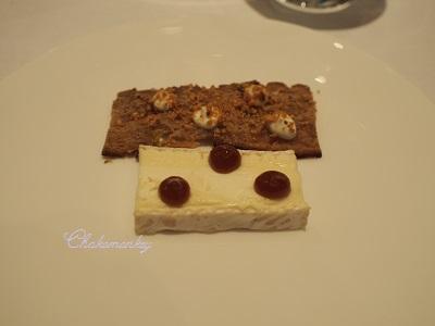 ミシュラン2つ星☆☆レストラン、Squareで美味しいディナー☆_f0238789_543467.jpg