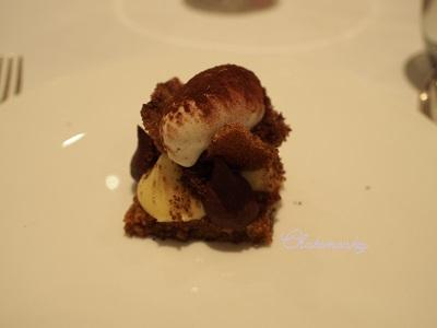 ミシュラン2つ星☆☆レストラン、Squareで美味しいディナー☆_f0238789_5441920.jpg