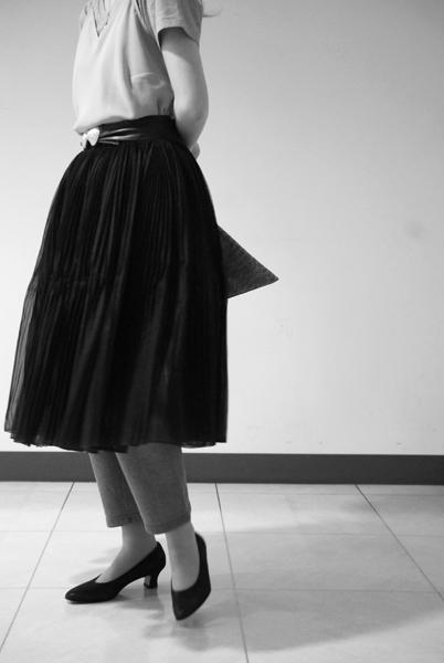 For daily life Tulle skirt_a0220798_16523867.jpg