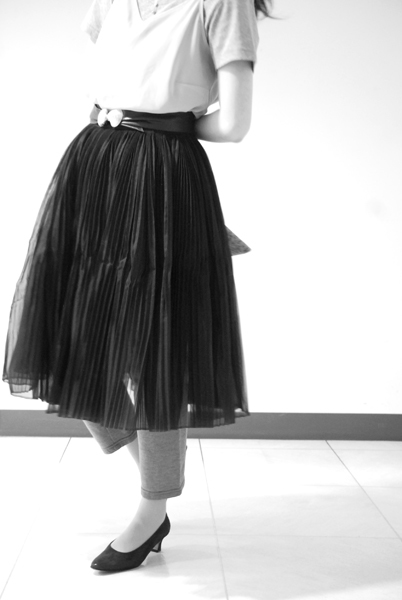 For daily life Tulle skirt_a0220798_16523882.jpg
