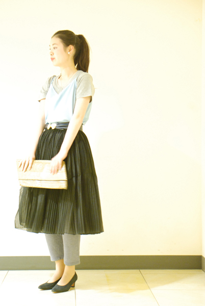 For daily life Tulle skirt_a0220798_16523985.jpg