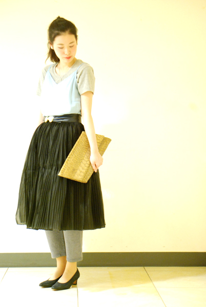 For daily life Tulle skirt_a0220798_16523992.jpg