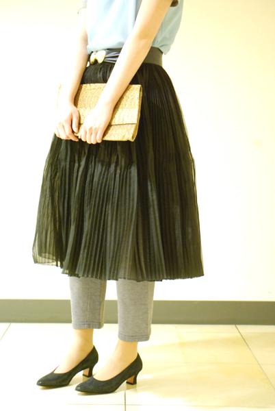 For daily life Tulle skirt_a0220798_16530135.jpg