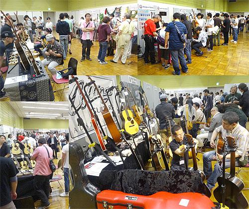 今年も行ってきました! TOKYOハンドクラフトギターフェス2015_c0137404_16354679.jpg