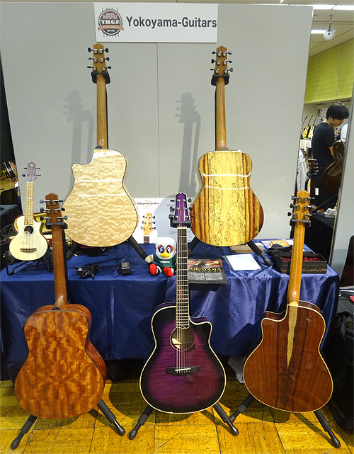 今年も行ってきました! TOKYOハンドクラフトギターフェス2015_c0137404_16502439.jpg