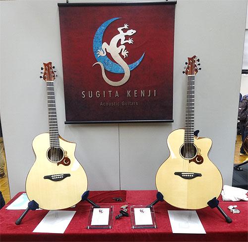 今年も行ってきました! TOKYOハンドクラフトギターフェス2015_c0137404_1763298.jpg