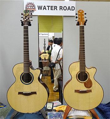 今年も行ってきました! TOKYOハンドクラフトギターフェス2015_c0137404_1764241.jpg
