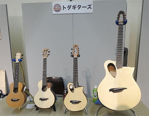 今年も行ってきました! TOKYOハンドクラフトギターフェス2015_c0137404_1765114.jpg