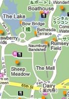 新緑のセントラルパークから並木道と芝生広場_b0007805_18482386.jpg