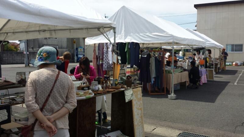 わらべ村さんの20周年祭アースマーケット_e0155231_12345942.jpg