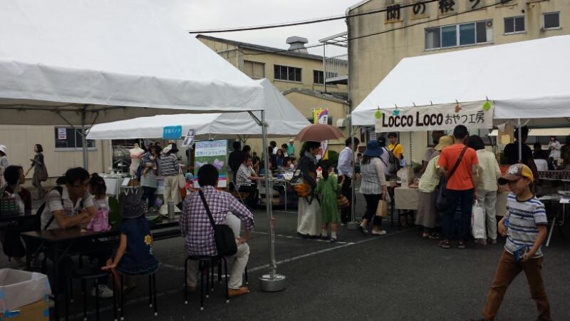 わらべ村さんの20周年祭アースマーケット_e0155231_12351665.jpg